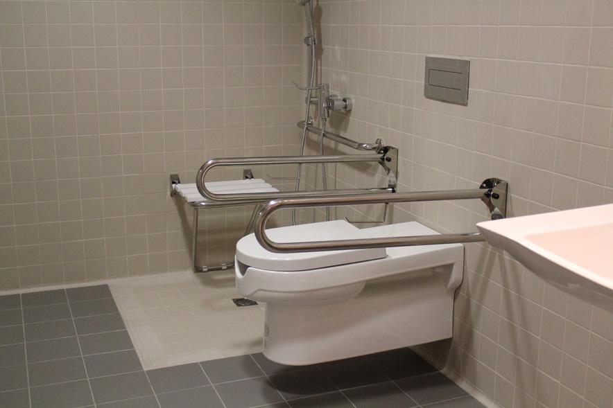handicap salle de bains